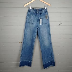 Buffalo IVY High Rise Straight Jeans